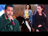 Salman Khan PRAISES Iulia Vantur's Dance, Iulia Vantur Enjoying Horse Ride