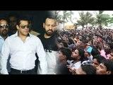 FANS Outside Salman's House   Salman Khan Acquitted In Chinkara, Blackbuck Poaching Case