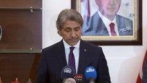 Fatih Belediye Başkanı Mustafa Demir milletvekilliği aday adaylığı için görevinden istifa etti- Demir: 'Milletvekilliği  aday adaylığı için de belediye başkanlığı görevinden istifa ettim