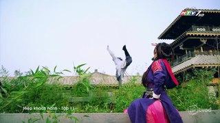 Hiep Khach Hanh Tap 11 Long Tieng HTV7 Phim Moi Hay