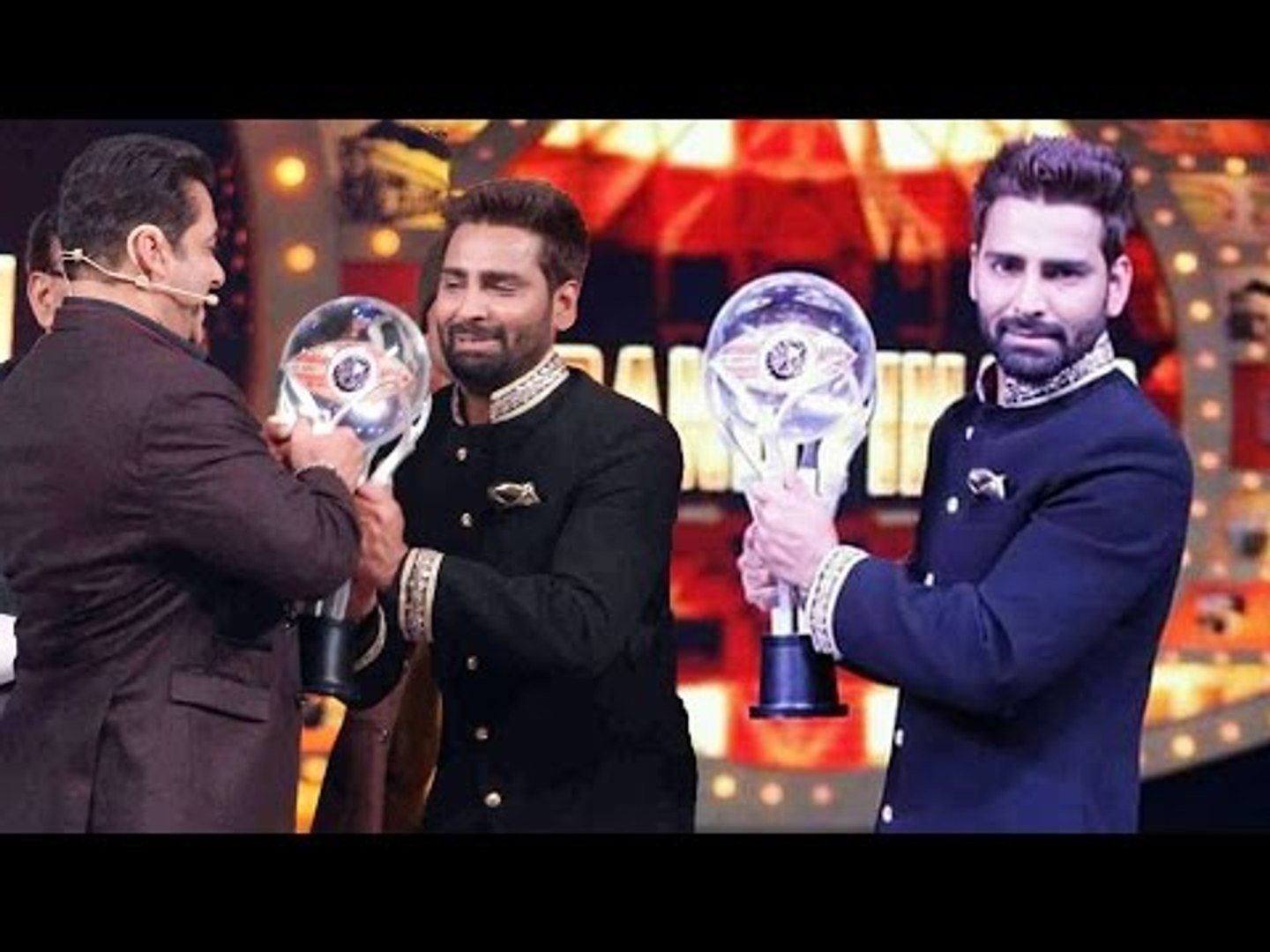 Manveer Win Bigg Boss 10 | GRAND FINALE - Salman Khan