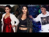 H0T Urvashi Rautela &  Pooja Hegde At Justin Bieber India Concert | Purpose Tour India