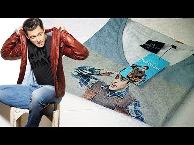 Salman's TUBELIGHT T-shirts Floods Market