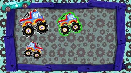 Мультик Про Цветные Машинки для Детей Скорая помощь Развивающие Мультики про Машинки для Малышей