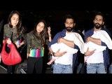 Shahid Kapoor, Mira Rajput & Daughter Misha Kapoor LEAVES For IIFA 2017, SPOTTED At Airport