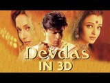 Shahrukh Khan's Devdas To Be Released In 3D Format On Its 15th Anniversary