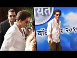 Shahrukh Khan Attends Satyamev Jayate Water Cup On Behalf Of Aamir Khan