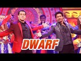 Salman & Shahrukh's DESI DANCE STEPS In Dwarf Movie