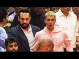 Justin Bieber ARRIVES In India, Mumbai Airport FOOTAGE | Purpose Tour India 2017