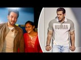 Salman Khan Shoots At Mehboob Studio With Female FAN, Salman Unveils Being Human Spring Summer 2017