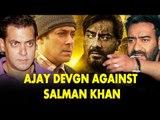 Ajay Devgan AGAINST Salman Khan For Refunding Money To Distributors For Flop Films