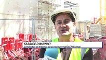 Alpes-de-Haute-Provence : de gros travaux pour de grands écrans, le chantier du cinéma de Manosque avance bien