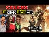 Bollywood Celebs REACTION On Salman's Tiger Zinda Hai POSTER | Angad Bedi, Sonam Kapoor