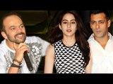 Salman Khan To Launch Sara Ali Khan , Rohit Shetty Desperate To Work With Salman?