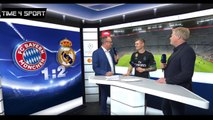 Toni Kroos gibt im Interview zu, dass Bayern die bessere Mannschaft war I Bayern 1-2 Real