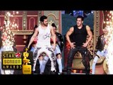 Salman Khan & Varun Dhawan BURN Stage @ Star Screen Awards 2017