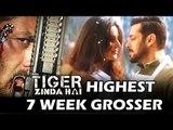 Tiger Zinda Hai Is The 4th Highest Week 7 Grosser | Salman Khan ,Katrina Kaif