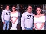Dance India Dance 6 - Salman Khan Poses With Amruta Khanvilkar - Tiger Zinda Hai Promotions