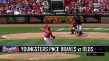 Acuna, Albies Key Braves to Win