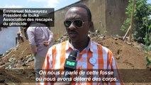 Rwanda: découverte de quatre charniers du génocide de 1994