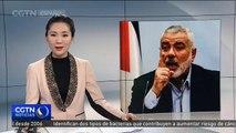 Hamás dice que incluir a Haniya en la lista de terroristas no pondrá fin a su resistencia