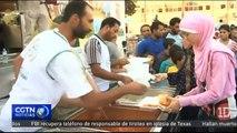 ONGs de Turquía trabajan para ofrecer una vida mejor a los refugiados sirios