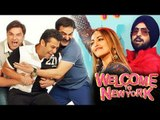 Salman, Arbaaz And Sohail Khan To Share Screen Space In Welcome To New York