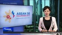 ASEAN 50 PHILIPPINES 2017: Los ministros de Economía del bloque se reúnen en Filipinas