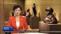 El Museo Nacional de Arte de China acoge la primera exposición nacional de esculturas