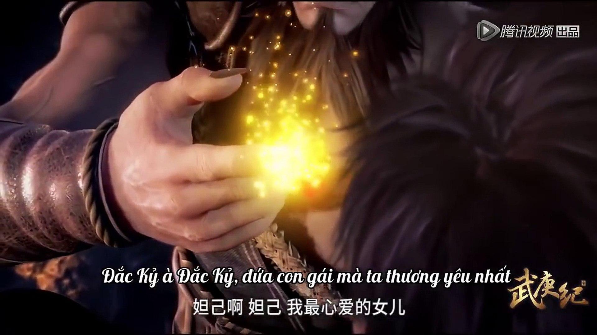 Phim Hoạt Hình Vũ Canh Kỷ phần 1 Tập 16 FULL- Nghịch Thiên Chi Quyết (2016) Wu Geng Ji | Phim Hoạt H