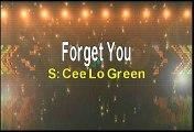 Cee Lo Green Forget You Karaoke Version