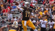 Josh Allen selected No. 7 overall by Buffalo Bills