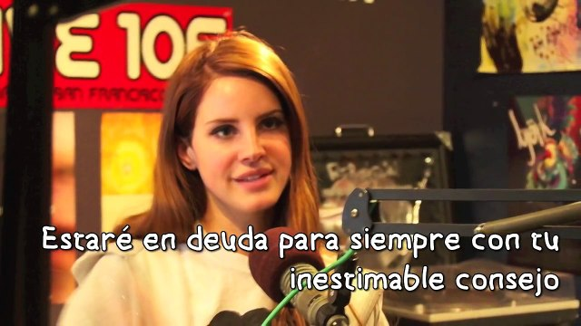 Lana Del Rey _ Heart Shaped Box . Español