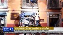 Incentivos finacieros del Gobierno impulsan la industria cinematográfica de México