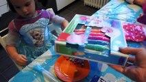 FETE D'ANNIVERSAIRE 4 ans - AMANTINE ouvre ses CADEAUX SURPRISES - ANNIVERSAIRE en FAMILLE