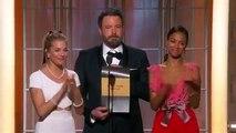 El musical La La Land arrasa con los premios de la gala de la 74 edición de los Globos de Oro