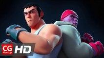 "CGI Animated Spot HDCGI Animated Spot HD ""Lastfight Spot"" by Supamonks Studio | CGMeetup"
