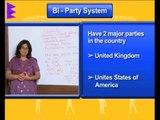 Class X Social Science - Political Parties