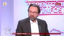 Plan Borloo : « Il faut un plan zone rurale avec la même logique » décrète Fréderic Lefebvre