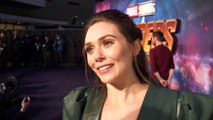 Avengers: Infinity War – UK Fan Meeting Video – Elizabeth Olsen -Interview - Marvel Studios – Motion Pictures - Walt Disney Studios – Stan Lee – Directed By