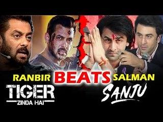 Ranbir Kapoor BREAKS Salman's Tiger Zinda Hai Record With Sanju