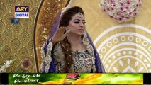 Aaj Ke Morning Show Main Dekhiye Khoobsurat Bridal Dresses Collection