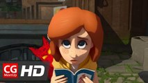 """CGI 3D Animation Short Film HD """"Now you know it anyway"""" by Polder Animation   CGMeetup"""