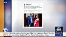 Louis Arthur Charles, à qui font références les prénoms du royal baby ?