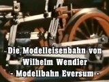 Modelleisenbahn von Wilhelm Wendler 1975 - Ein Video von Pennula zum Thema Eisenbahn-Schauanlagen und Modellbau sowie Modelleisenbahnen