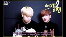 [Legendado PT-BR] GOT7 - GOT2DAY #19 Mark & BamBam