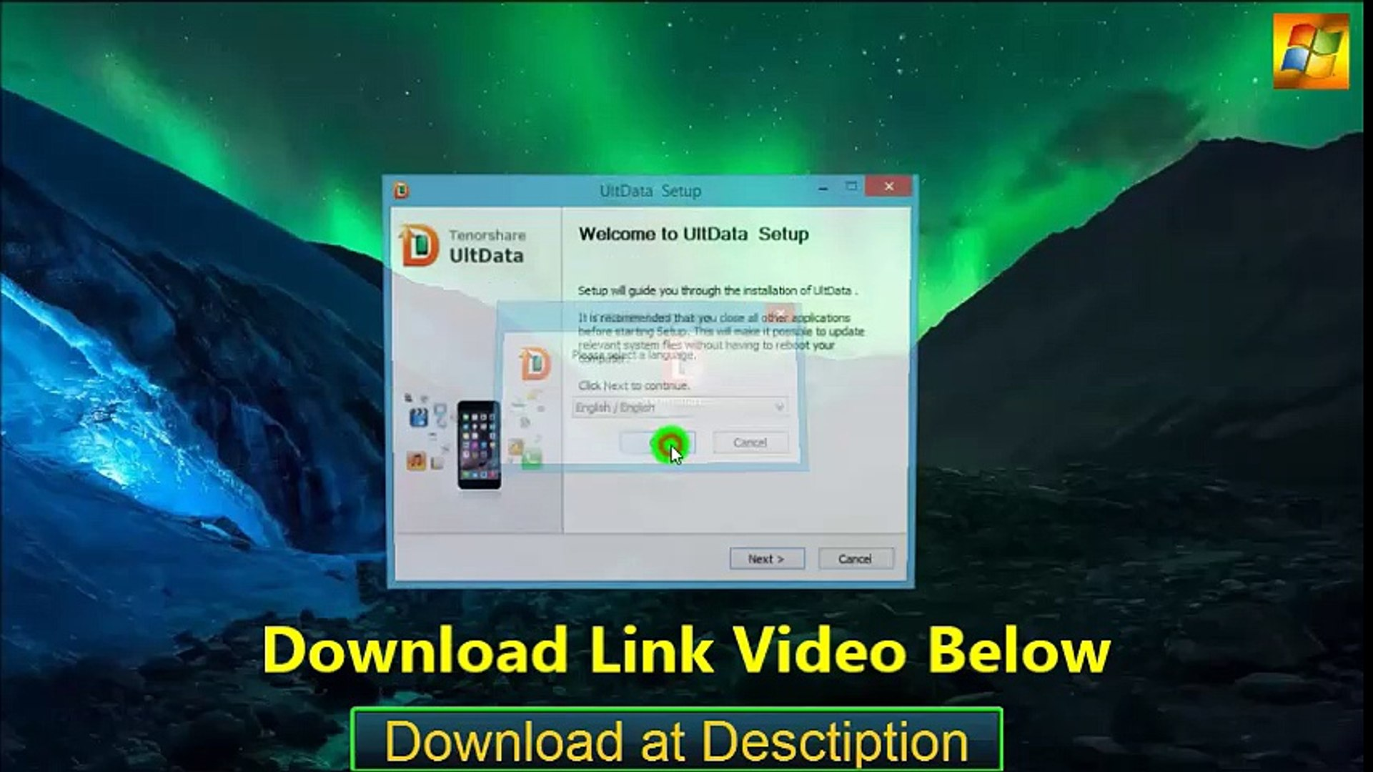 Tenorshare UltData 8 1 0 0 Serial Key - video dailymotion