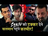 Salman Khan Gear Ups For RACE 3, To Give Tough Competition To SANJU