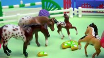 Breyer Horse Movie Video Series - Back Together Part 2 - Sleep Over - Mini Whinnies Horses