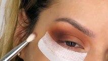 Cut Crease, Faux Freckles & Purple Lips | Editorial Makeup Tutorial | Shonagh Scott | ShowMe MakeUp